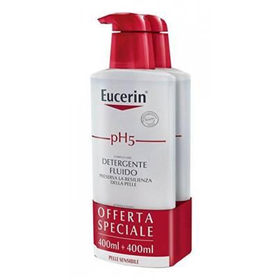 Eucerin PH5 detergente 2X400ml