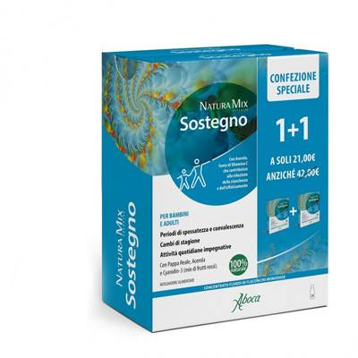 Natura Mix Advanced sostegno fl 1+1