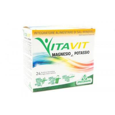 Vitavit magnesio/potassio 24bst
