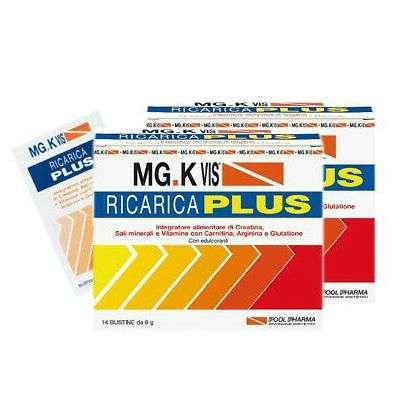 MGK VIS Ricarica Plus 1+1 OMAGGIO