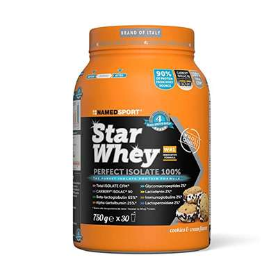 Star Whey Isolate Cookies and Cream 750g