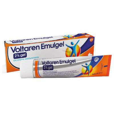 VOLTAREN EMULGEL 2% GEL 100G