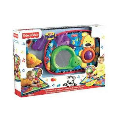 FISHER PRICE TAPP TEN CUCCIOLI