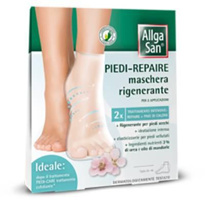 Allga San calzini rigeneranti per preparare i tuoi piedi alla bella stagione