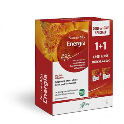 Natura Mix Advanced energia fl 1+1
