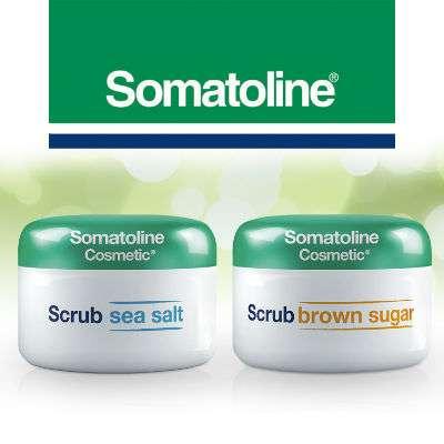 Somatoline Scrub Sea Sal / Brown Sugar
