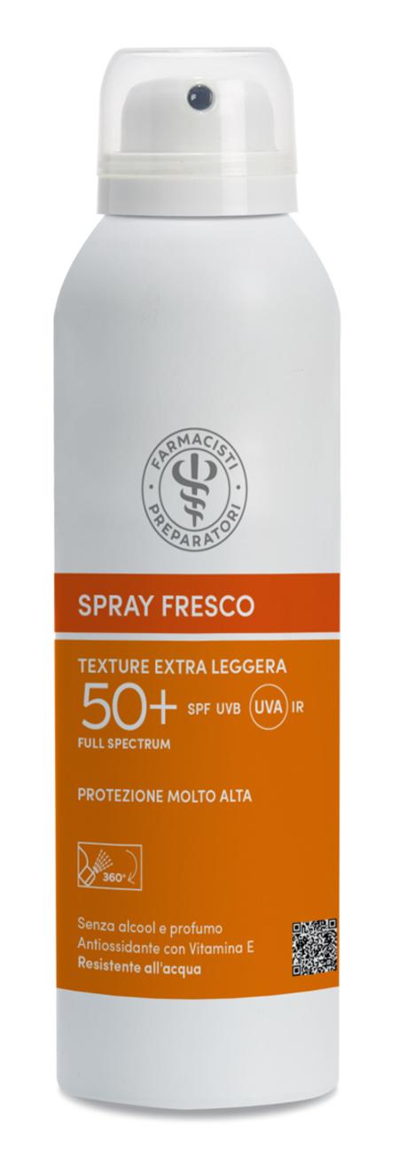 LFP SOL SPRAY FRESCO 50+ 200ML