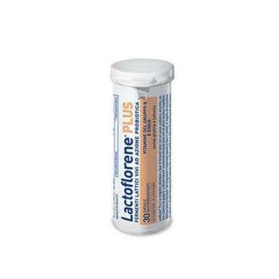 *Lactoflorene plus 30cps