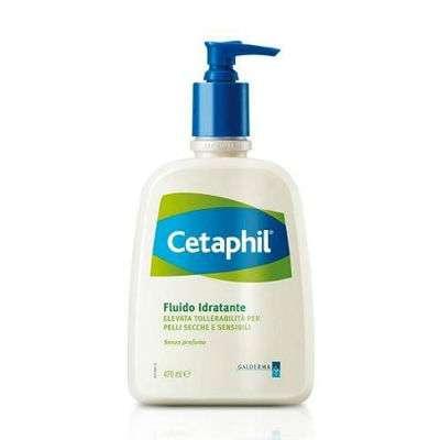 Cetaphil Crema idrat. viso corpo 450g / Fluido idrat. viso corpo 470ml