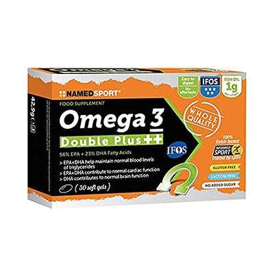 Namedsport omega3 double plus++ 30soft gels