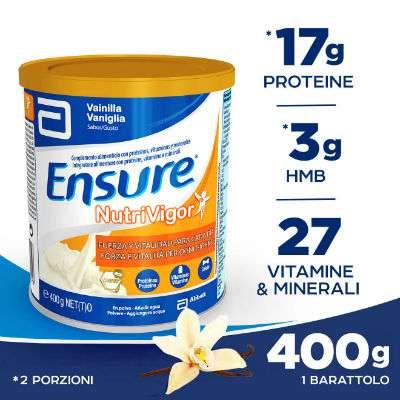 Ensure nutrivigor polvere 400g