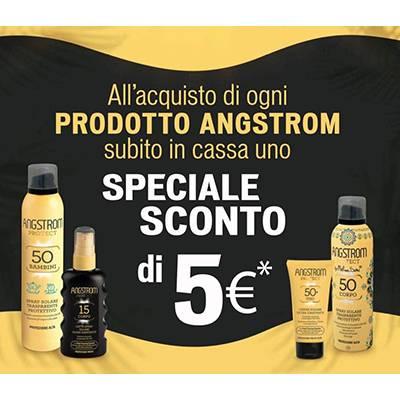 Angstrom solari SCONTO 5€
