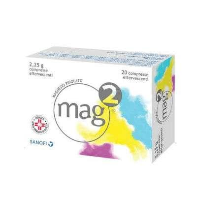 MAG2 compresse effervescenti