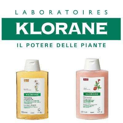 Klorane shampoo 200ml - linea