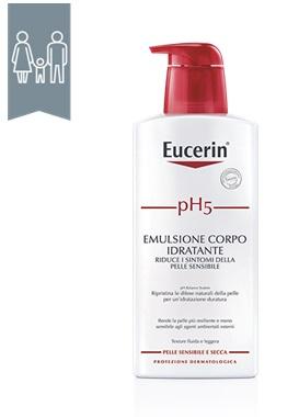 EUCERIN PH5 EMULSIONE CORPO IDRATANTE 400ML