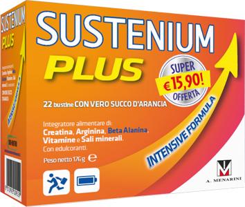 SUSTENIUM PLUS INT FORM 22BUST