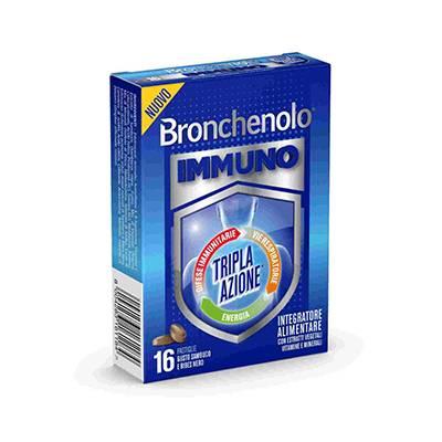 Bronchenolo Immuno 16 pastiglie