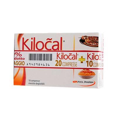 Kilocal 20cpr+10cpr