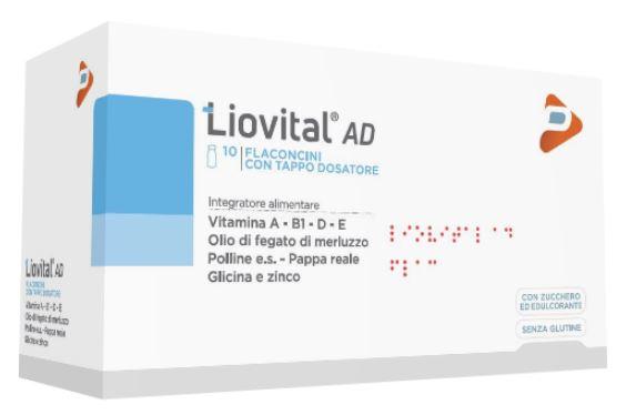 LIOVITAL AD 10FLX10ML