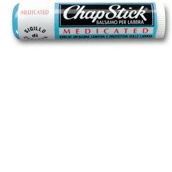 CHAPSTICK MEDICATED BALS LABBR