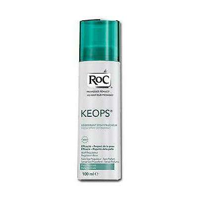ROC KEOPS BUNDLE DEOD SPRAY FRESH