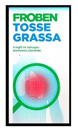 FROBEN TOSSE GRASSA*SCIR 250ML