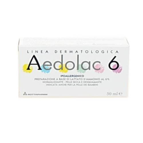AEDOLAC 6 50ML