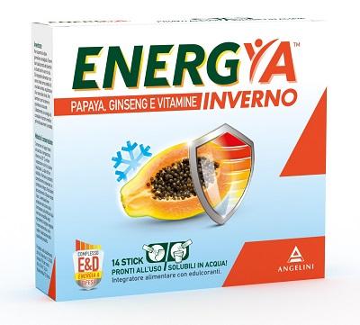 ENERGYA INVERNO PAPAYA 14 BUSTE BODY SPRING