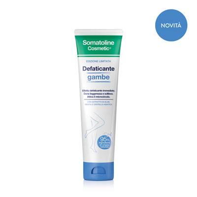 Somatoline cosmetic defaticante gambe
