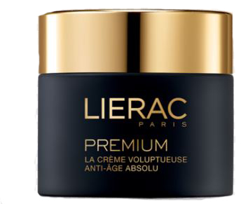 LIERAC EXCLUSIVE PREMIUM LA CREME VOLUPTEUSE ANTI-ETA' GLOBALE 50ML