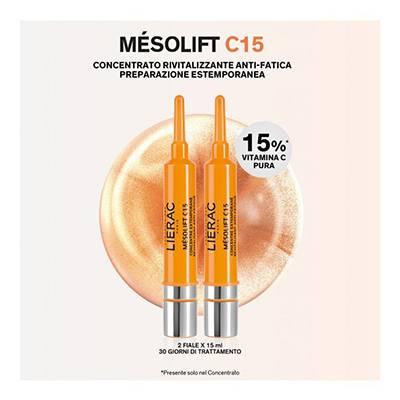 Novità Mesolift C15