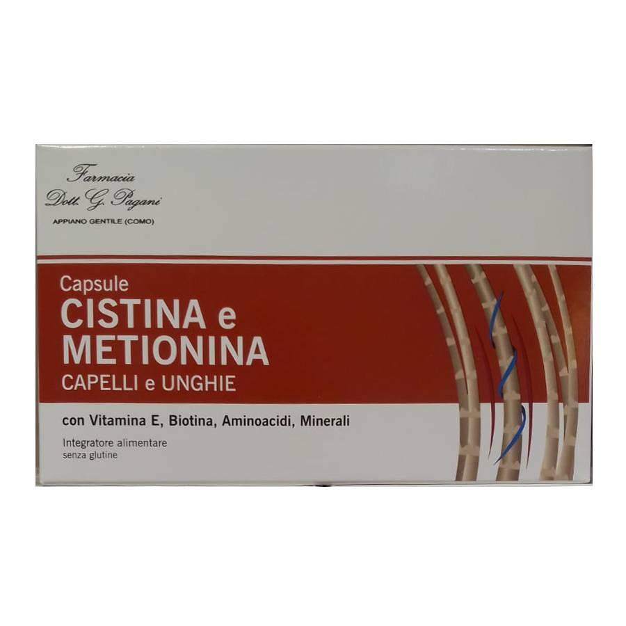 Cistina e Metionina LFP 120cps
