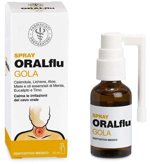 LFP ORALFLU GOLA SPRAY 20ML