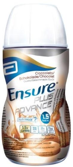 ENSURE PLUS ADVANCE CIO4X220ML