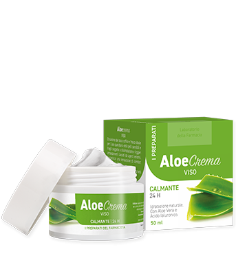LDF PDF CR ALOE 24H CALM 50ML