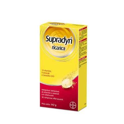 SUPRADYN RICARICA 30 CPR EFF