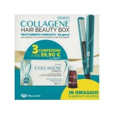 Collagene capelli 3 conf. + piastra OMAGGIO