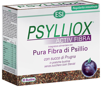 PSYLLIOX ACTIV FIBRA 20BUST