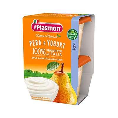 Plasmon yogurt 2x120g
