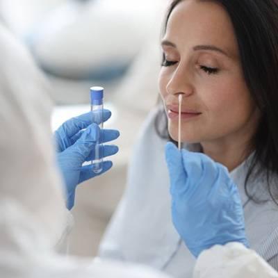 Tamponi nasali autotest