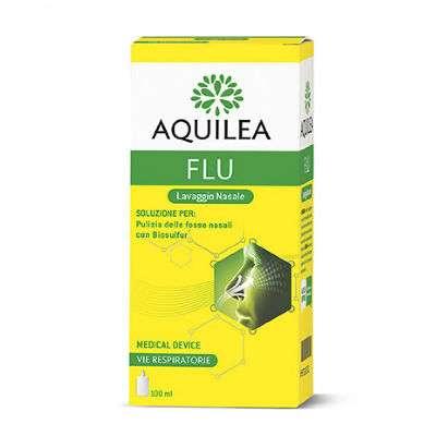 Aquilea flu lavaggio nasale 100ml