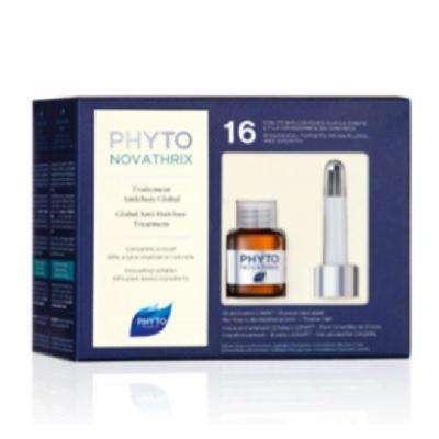 Phyto Novathrix trattamento anti-caduta globale 12 fiale x 3,5ml