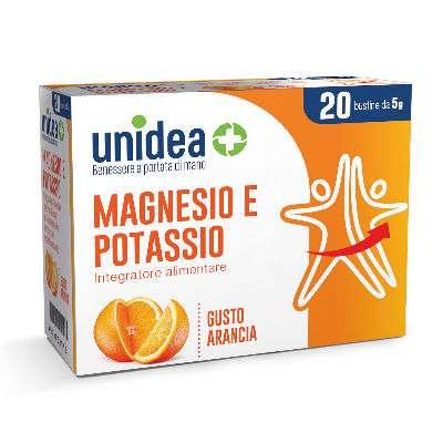 UNIDEA MAGNESIO POTAS 20BUST