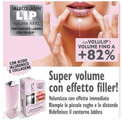 Ialucollagen Lip volume xxxl