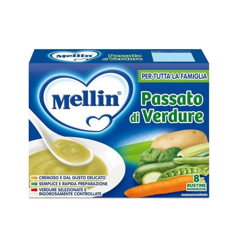 MELLIN PASSATO VERDURE 8BUST8G