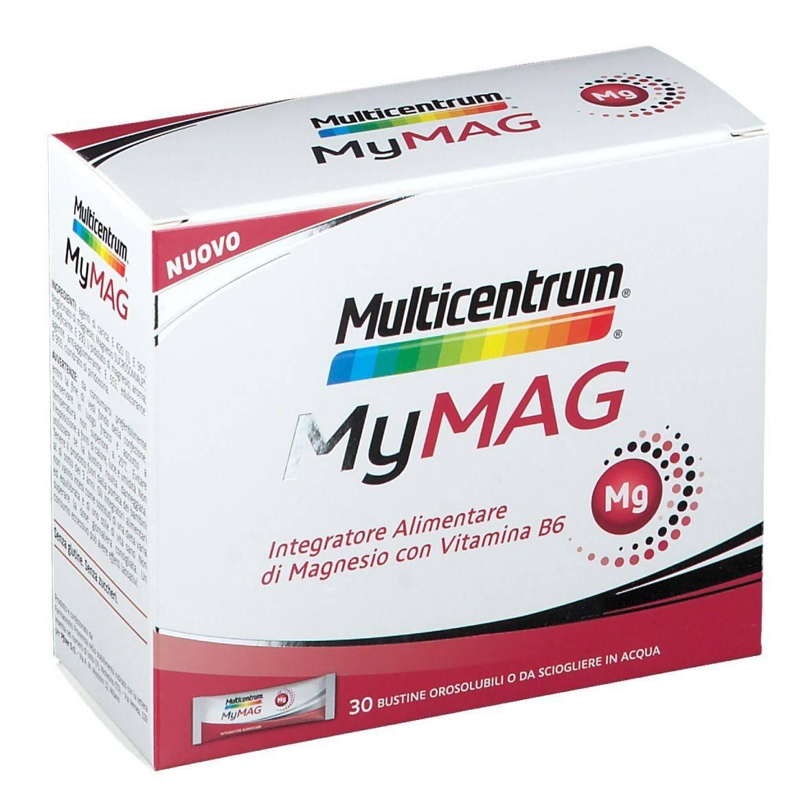 Multicentrum MyMag 30bst