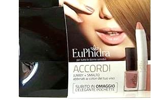 EUPHIDRA ACC CAP CAST SMAL+ROS