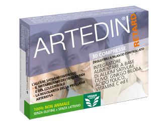 ARTEDIN RETARD 30CPR