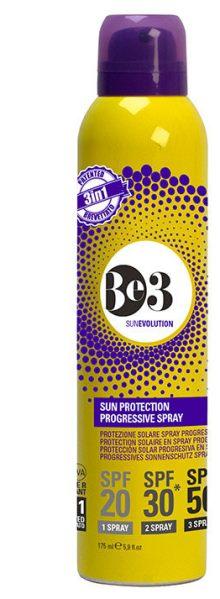 BE3 SPRAY SPF 20/30/50+ 175ML