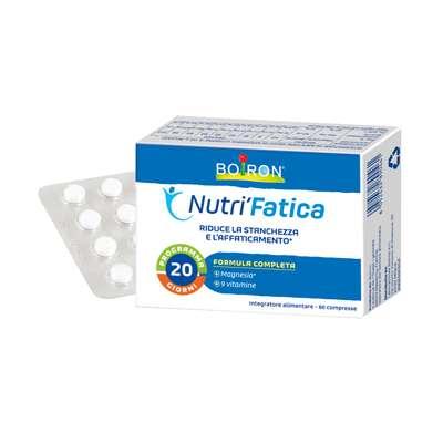 NUTRI' FATICA 80CPR
